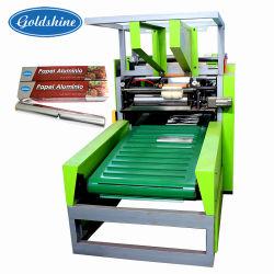 Melhor qualidade de folha de alumínio para uso doméstico de rebobinar e máquina de corte