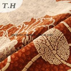 Nuovo design Flock tessuto per Tenda