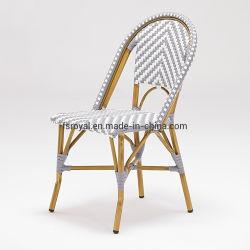 [إك-فريندلي] مادّيّة فناء اصطناعيّة [رتّن] [ويكر] خارجيّ مطعم أثاث لازم منزل كرسي تثبيت