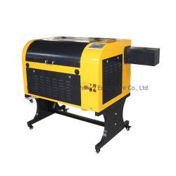 Columbia 80W Fabricação de pano usado máquina de corte e gravação a laser de CO2