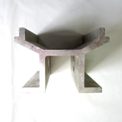 OEM Legering 6061 het Industriële Product van het Aluminium van het Profiel van Uitdrijving 6063