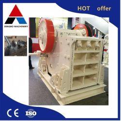 Qualität PET Serien-Steinbruch-Kiefer-Zerkleinerungsmaschine PET Bank-Kiefer-Zerkleinerungsmaschine-Maschine