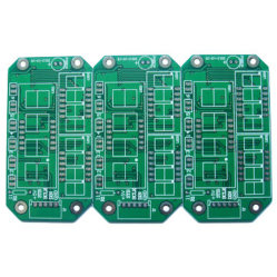 La fabrication de petites commandes fr4 Prototype PCB double face