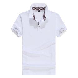 Anti-Pilling Shrink-Knicke, die uns handelnd Größen-Golf-Polo-T-Shirts strickt