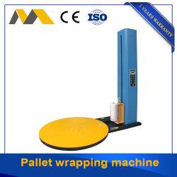 Manuel de gros de la palette petit paquet prix d'usine stretch wrapping Machine
