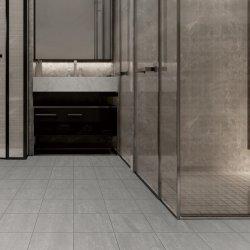 Виниловый водонепроницаемый Spc для ванной комнаты плиткой из ПВХ с помощью кнопки Click ламинат дерева пол