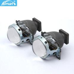 عدسة جهاز العرض Bi-Xenon مقاس 3.0 بوصات كويتو Q5 إعادة تركيب المصباح الأمامي للسيارة باستخدام سطوع فائق للضوء المنخفض العالي