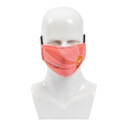 Designer aangepaste wasbare aangepaste bedrukte Fashion stijlvolle herbruikbare Cotton Skin Zorgmasker