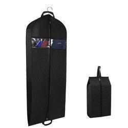 전체적인 판매 고품질 큰 Foldable 옷 덮개 저장 재사용할 수 있는 거는 옷 여행 한 벌 여행용 양복 커버