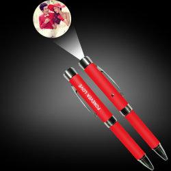 Proyección a todo color Bolígrafo para regalos de boda