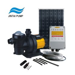 Pompa dell'acqua della piscina CC senza spazzole a energia solare (JP)