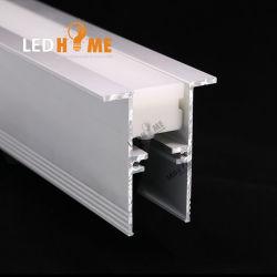 중단된 LED 단면도 Inground 옥외 점화 선형 빛