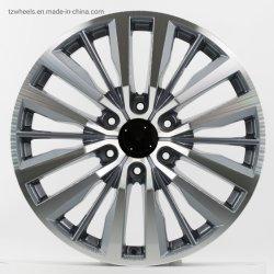 """20 """"ハイエンド新しいデザイン熱い販売適当な日産は2020アルミニウム車の合金の縁のAlluminumの自動車の車輪を巡回する"""
