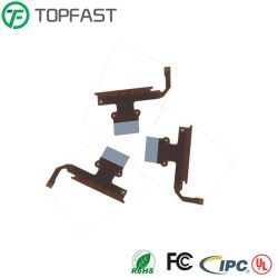 Capas dobles FPC para IP65, 2835 decorativas de LED RGB 5050 PCB de la luz de lámina flexible de cara de placa de circuito 12V/24V