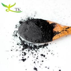 Polvere di carbone attivo per alimenti pigmento naturale nerofumo vegetale