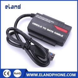 محرك أقراص ثابتة USB 3.0 إلى IDE SATA 2.5/3.5 بوصة مقبس US لكبل محول القارئ