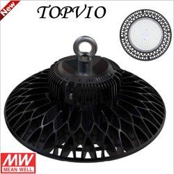 Промышленные складские светодиодный индикатор UFO 120 градусов высокий Bay лампы с регулируемой яркостью