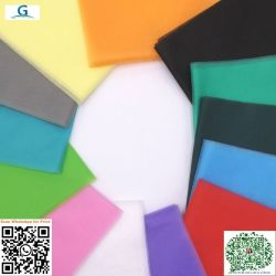 Saco de alta qualidade grossista Spunbond Rolo de PP Nonwoven Fabric
