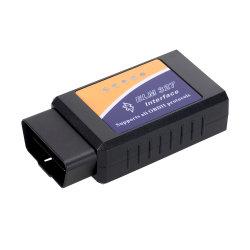 OBD2 сканер Elm327 Bluetooth V1.5 Auto диагностического прибора поддерживает все протоколы Obdii поддержки Android/PC OBD2 Адаптер Elm327 V1.5