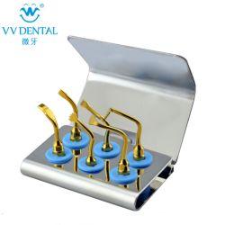 Strumenti per scaler per la chirurgia dentistica Woodpecker per il taglio osseo