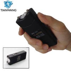 801 Pistolet Stun Self-Defense de choc électrique avec Flash de périphérique
