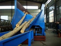 工場で新しい設計の熱い販売木の木の木の木の取物機械を取除外しなさい 引きはがす引きはがれの丸太の Debarker を
