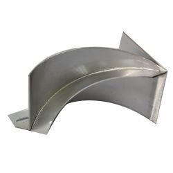 習慣レーザーの切口かレーザーの切断サービス製品を押すステンレス製のシート・メタルFabrication/CNCレーザーの切断の溶接の部品