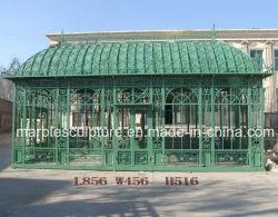 Cina Manufaturer Giardino Ornamental esterno Antiquariato Giardino decorazione ghisa Gazebo in ferro battuto in vendita (SY-CI020)