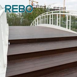 Qualität Eco wasserdichter Garten-Bambuspatio-FußbodenDecking