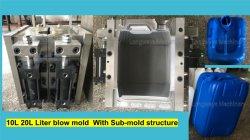 Personnaliser l'extrusion soufflage /moule du moule pour le plastique HDPE PP PVC PC produits creux ABS
