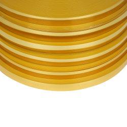 Best Selling Hochwertige Büroschrank Board mit der gleichen Farbe PVC/ABS Kantenanband und Kantenanband Möbeldekoration