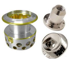 Fábrica ISO vende piezas de torneado de cerámica de mecanizado de alta precisión