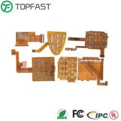 PCB 2 Capas de la Junta de circuito impreso flexible Flex Pi Material PCB