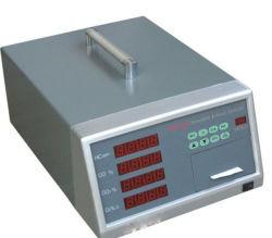 جهاز قياس انبعاثات السيارة جهاز تحليل عادم السيارة باستخدام غاز مختبر السيارة