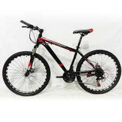 Nuovo prodotto Hot sale 26 pollici Mountain Bike MTB Bicicletta sportiva con telaio in carbonio a sospensione completa a ingranaggi fissi