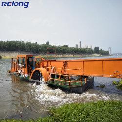 سهولة التشغيل إزالة النباتات المائية ماكينة إزالة النباتات المائية/سفينة إزالة النباتات المائية