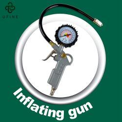 مسدس مقياس قياس ضغط نفخ الإطارات