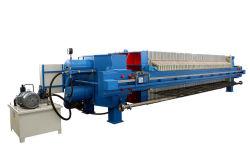 Trattamento del filtro dell'acqua di scarico fanghi filtro a rapida apertura camera di pressione Filtraggio del filtro