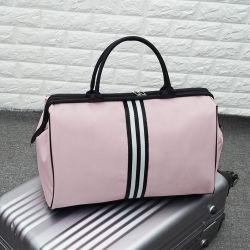 Mulheres Saco de Ginásio de Esportes de Lazer Saco de viagem de bolsas de logotipo