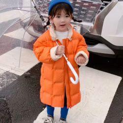 옷, 아이들 옷, 아이들 입는이 것이 아이들 착용에 의하여, 아이 착용, 농담을 한다. , 95% 아래로 신식, 겨울 소녀 아래로 유행 아이들의 재킷,