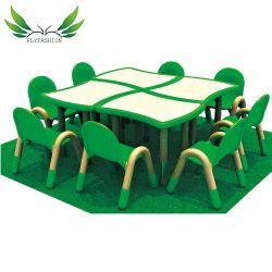 طاولة خشبية ذات تصميم دائري من الأثاث البارد (SF-57C)