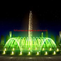 Configurar com Sistema de Flutuação Lago LED Música Chafarizes