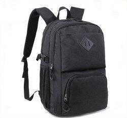 Коллектор полиэстера для отдыха на открытом воздухе ноутбук черного цвета книгу взять рюкзак