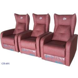 현대 디자인 직물 수동 기대는 회전대 흔드는 여가 Recliner 의자