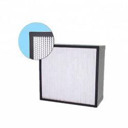 610*610*150 Filter van de Lucht van het Stof HEPA van de Kap van de Stroom van de Separator van het document de Laminaire