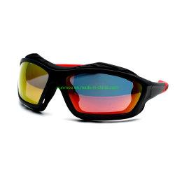 2059A01 NoSepad regolabili & Templi fabbrica Produttore nuovo Design Sport Occhiali di protezione per moto Sport occhiali di sicurezza