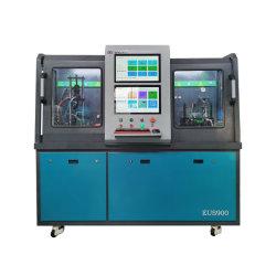 2 つのモニタ画面と 2 つのセットソフトウェアディーゼルテストマシン Eus900 、テスト EUI EuP/Hydraulic Heui インジェクターを同時にテストします