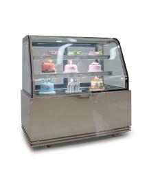 Handelskuchen-Schaukasten-Bildschirmanzeige-Kühlraum-Bäckerei-Kuchen-Kühlvorrichtung mit LED-heller Kaltlagerung