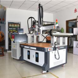Kontinuierliches Faser-Laser-Schweißer-Maschinen-Schweißen für Nickel-Messing-Kupfer