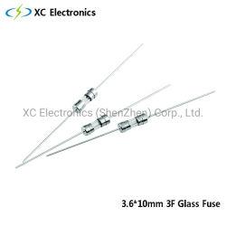 Vde-Bescheinigungglasunterbrecher-Sicherung-Mikrosicherung 3F UL-4*11 mit RoHS